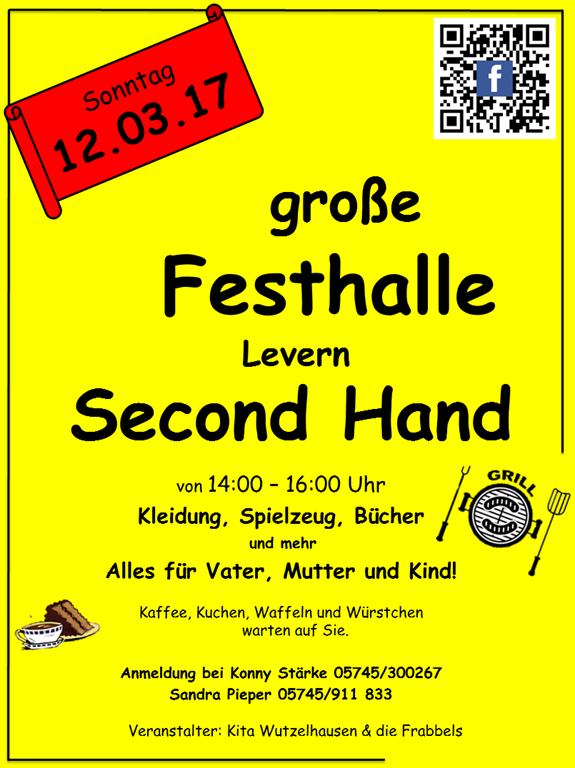 KinderkUche Holz Second Hand ~ Second Hand Basar in der Festhalle am 12 03 17  Levern de